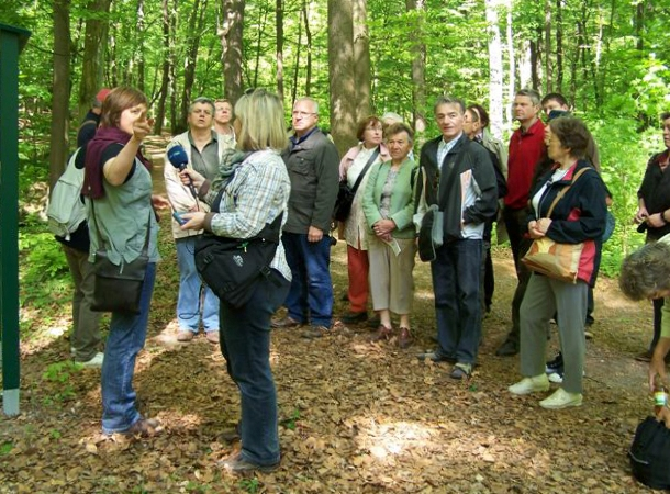 <em><em><em><em><em>Führung im Colditzer Tiergarten. Foto: Christine Müller</em></em></em></em></em>